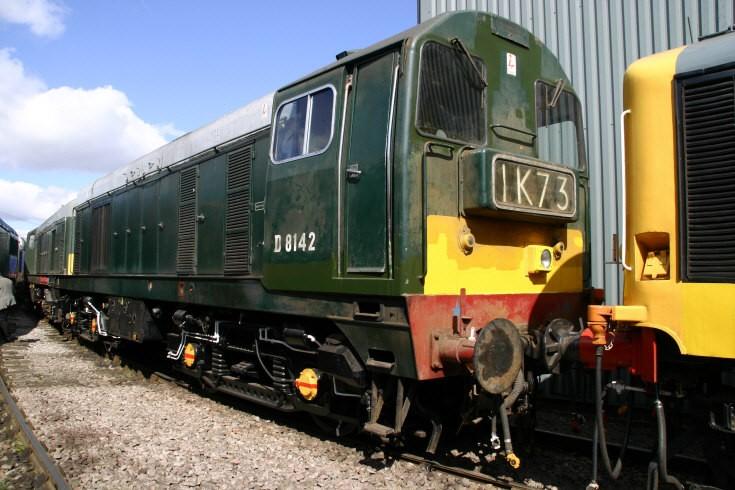 Class 20, D8142