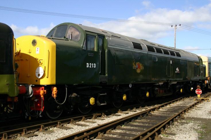 Class 40 D213/40013
