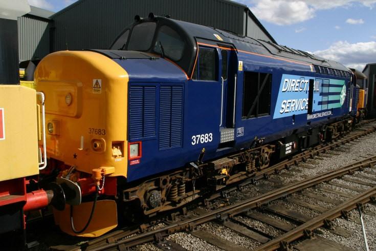 37683 at Barrow Hill