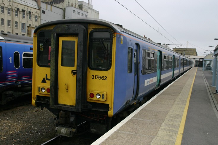 Class 317 no. 317662