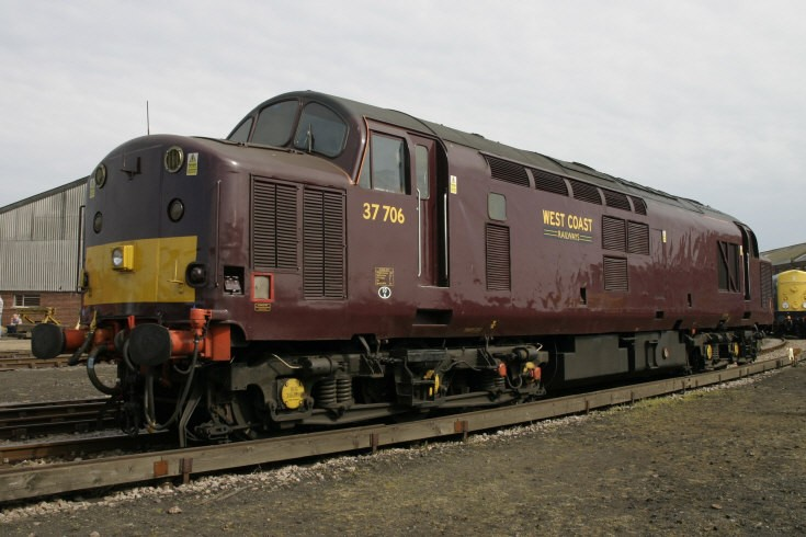 37706 at Eastleigh
