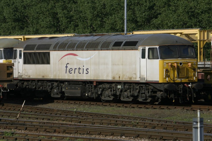 56069 at Eastleigh