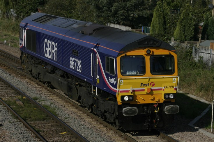 Class 66, 66728