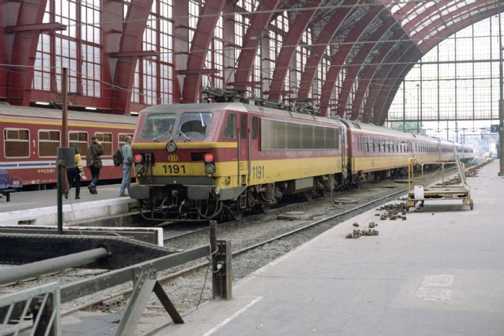 Belgian Electric Antwerp 1996.