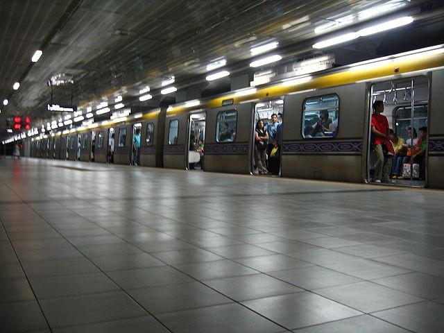 LRT Line 1...