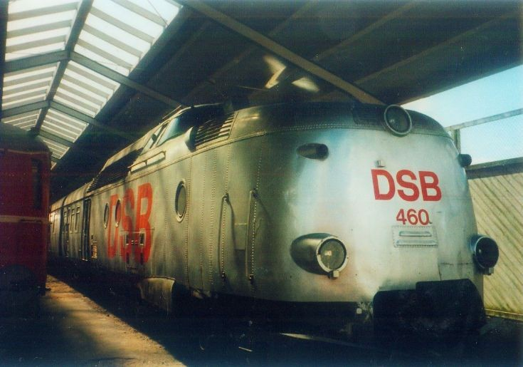 DSB at Odense Railway Museum