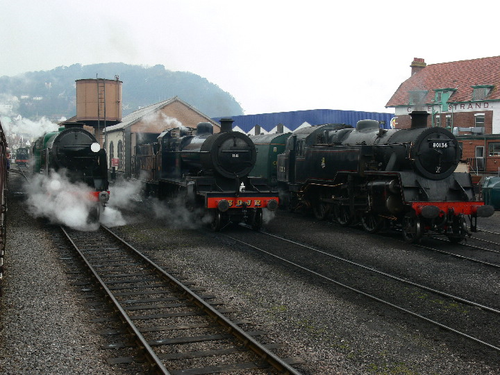 25th March 2007 at the West Somerset Spring Gala