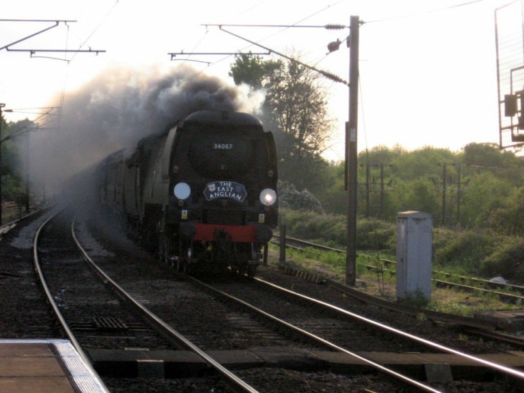 34067 Tangmere - The East Anglian