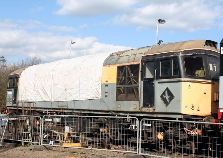 Class 33 D6534/33019