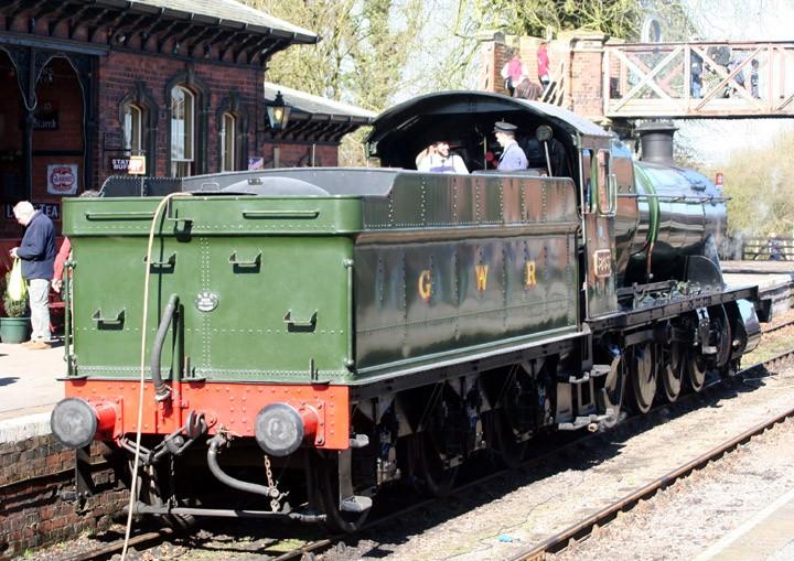 GWR 2885 class 2-8-0 3803