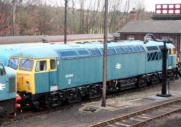 Class 56 56006