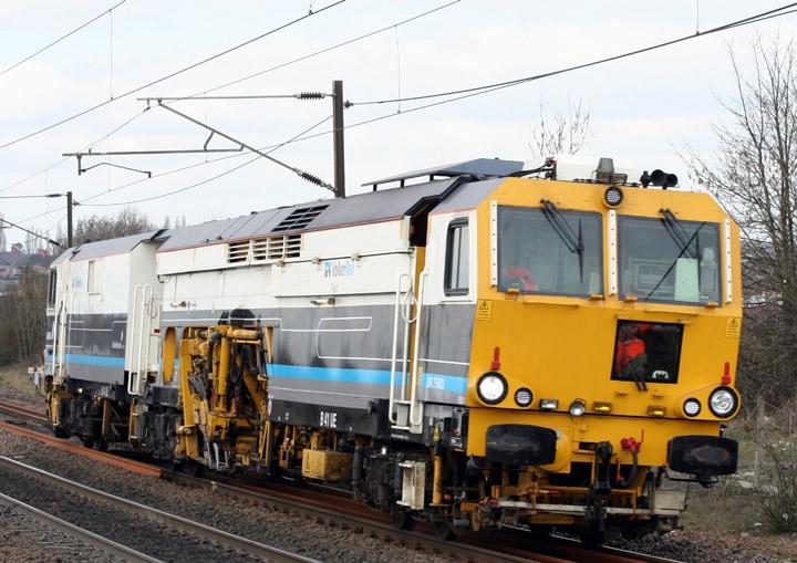 VolkerRail Tamper DR75403