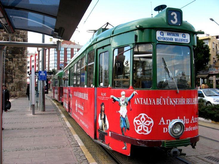 Nuremberg's Old Tram