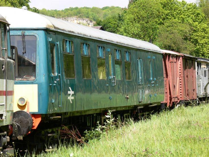 BR Railcar 51073