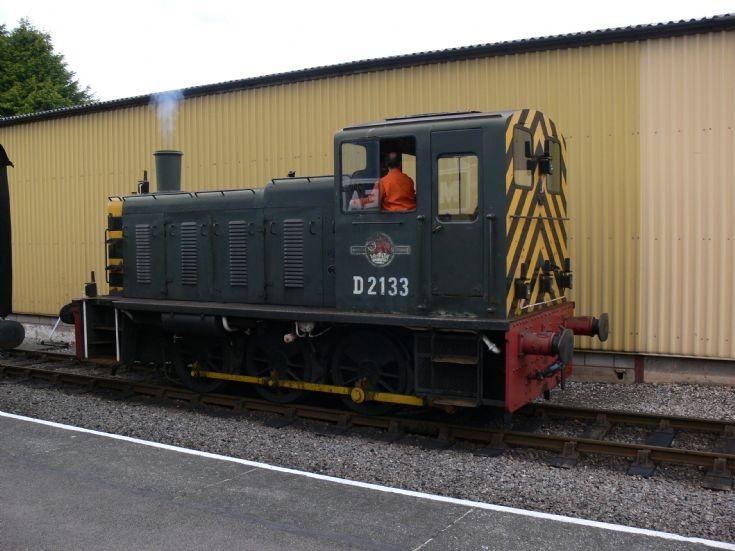 D2133 at Minehead