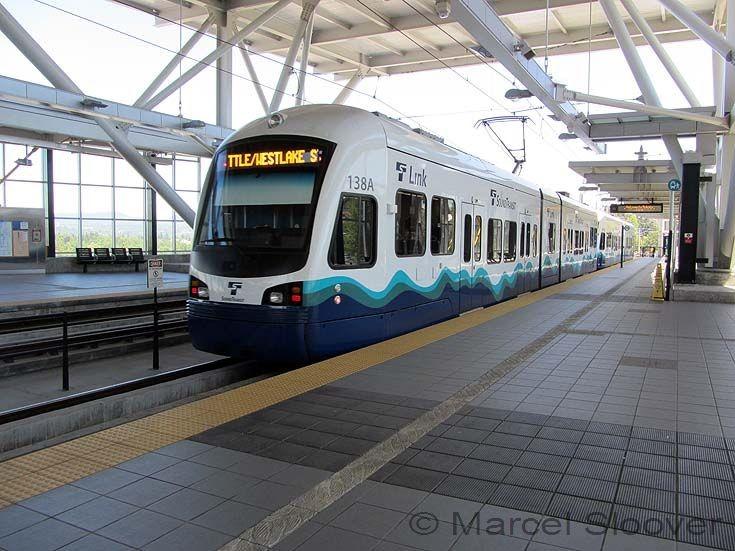 Sound Transit Light rail 138.