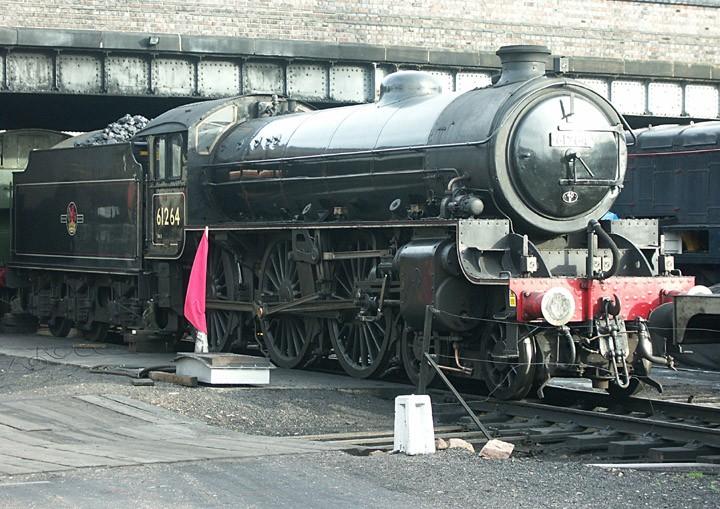 Thompson Class B1 4-6-0 61264
