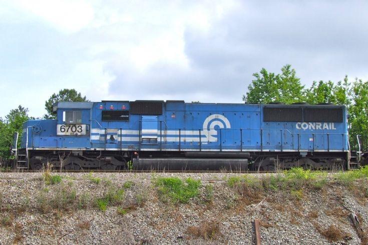 Norfolk Southern EMD SD40-2 6703