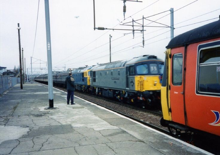 Highland 33s