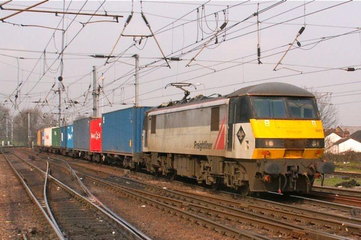 90047 at Ipswich