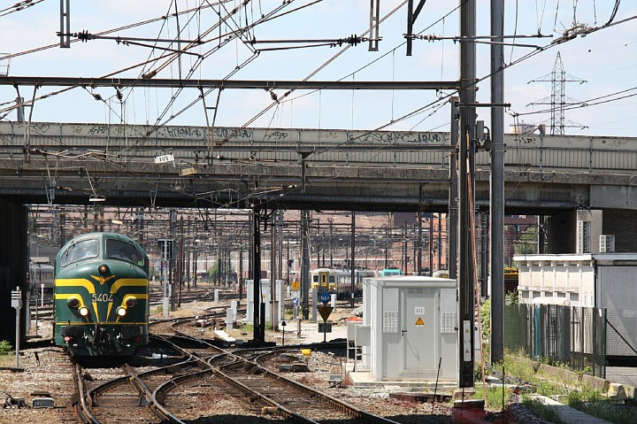 SNCB/NMBS 5404