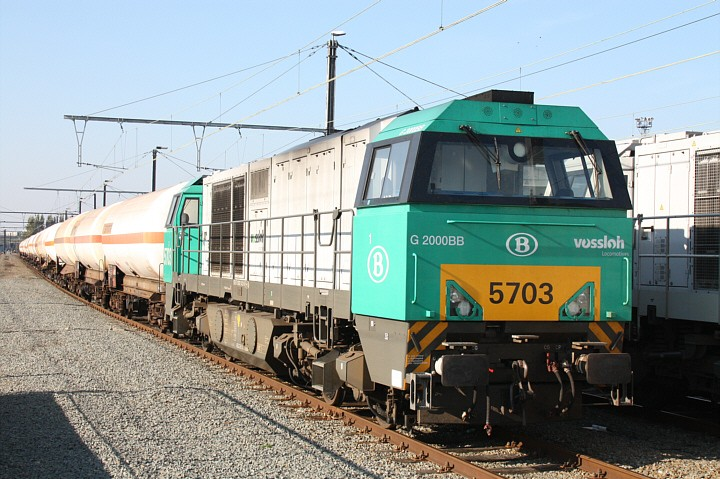 SNCB/NMBS 5703