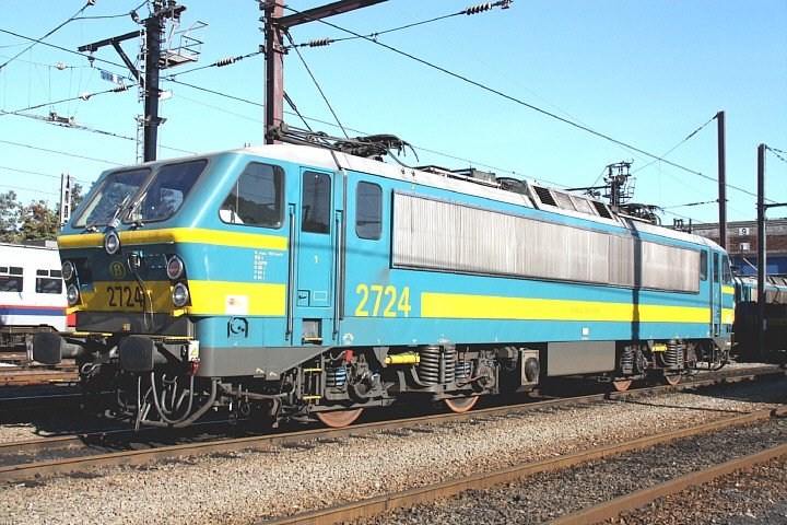 SNCB/NMBS 2724