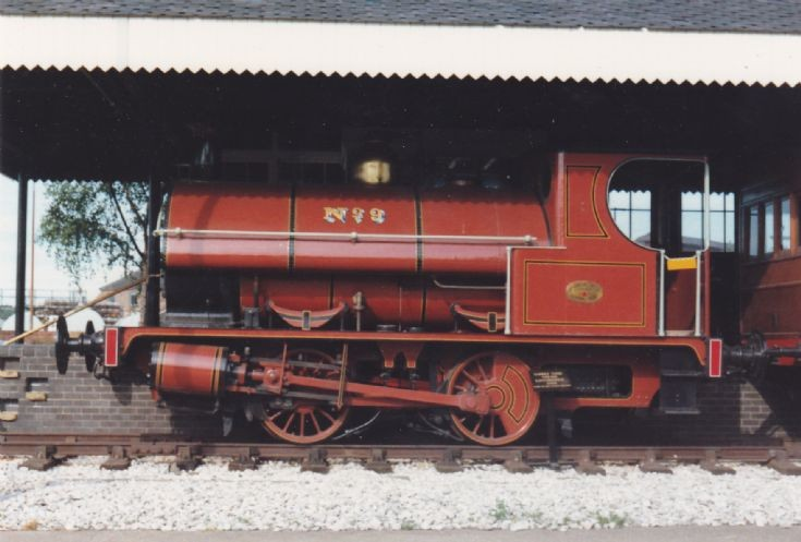 Brewery Loco