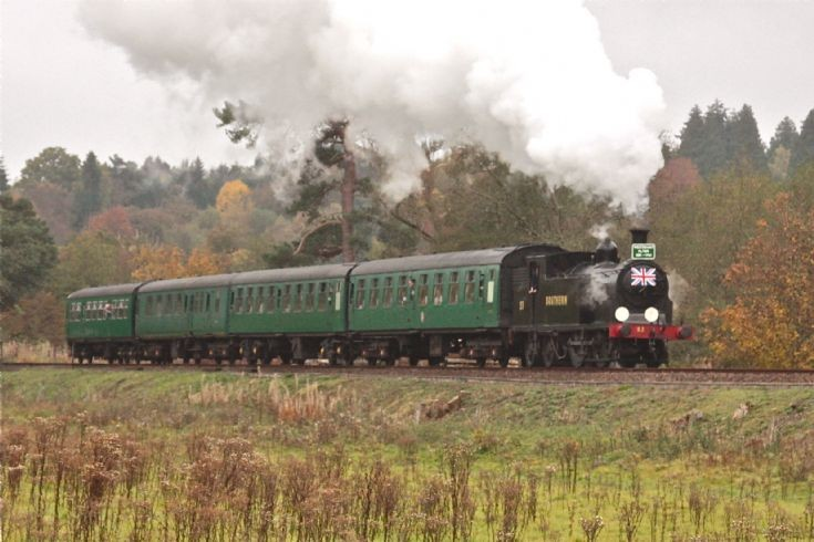 Train Photos - Westerham Flyer 30053