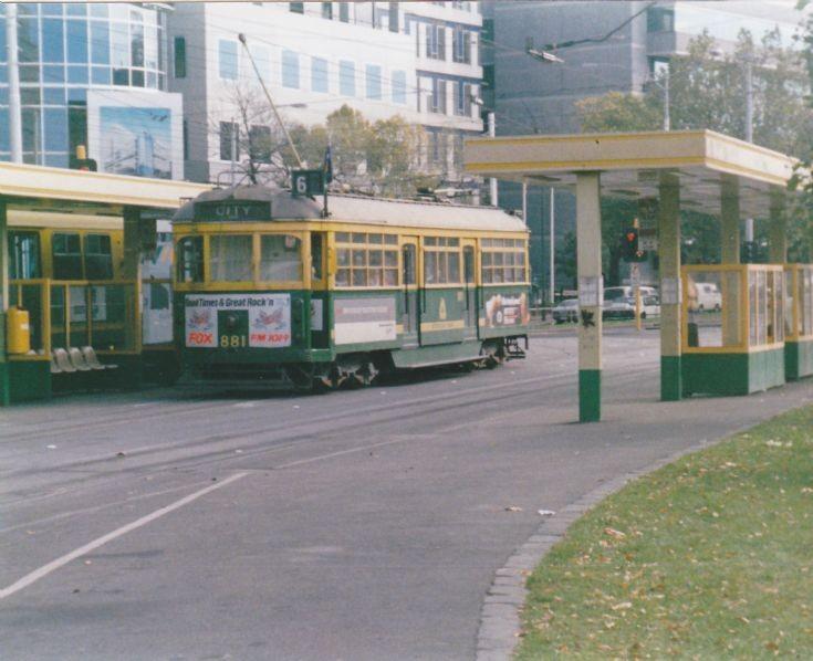 Melbourne 881