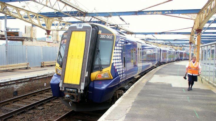 New Class 380 in Scotland