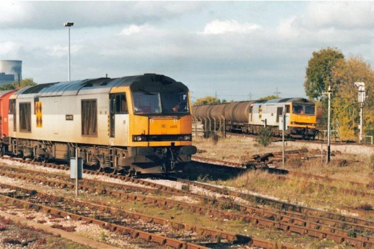 Coal 60's at Didcot