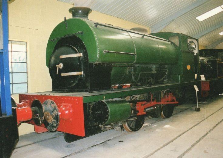 Pallots Steam Museum, Jersey
