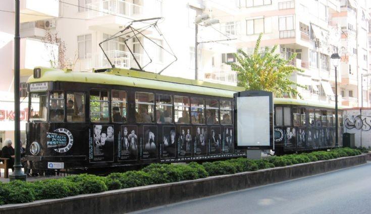 Antalya Tram 1