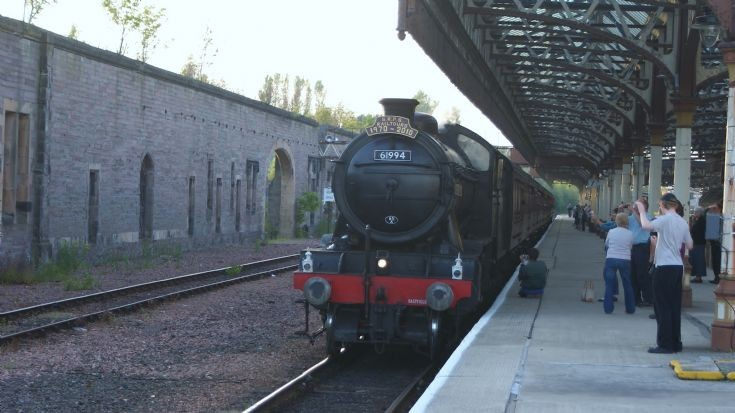 SRPS 40th Anniversary Railtour