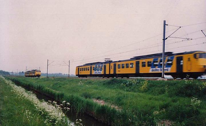 Dutch Railways Sprinter