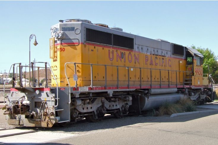 Union Pacific SD40-2 9950