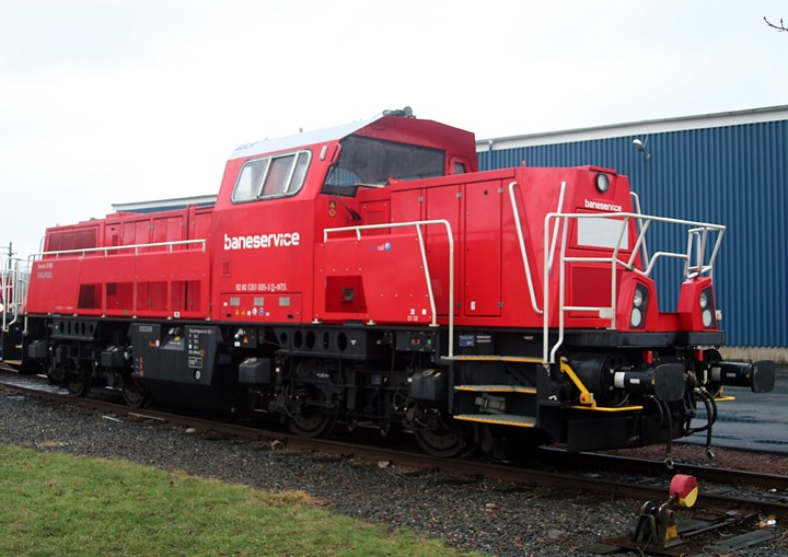 Voith Gravita 10BB 92 80 126 1005 shunter
