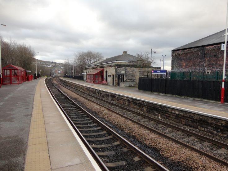 Batley Station