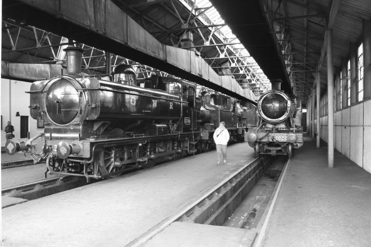 A very clean Didcot Shed Bash
