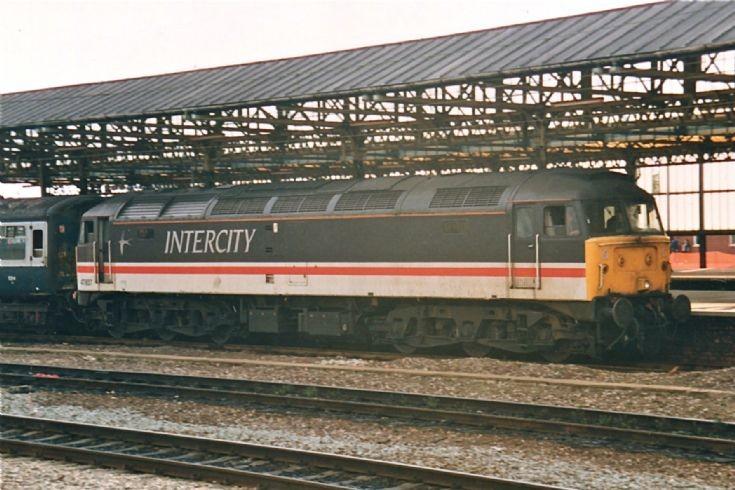 47837 at Crewe