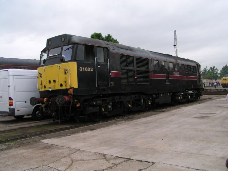 31602 at Crewe