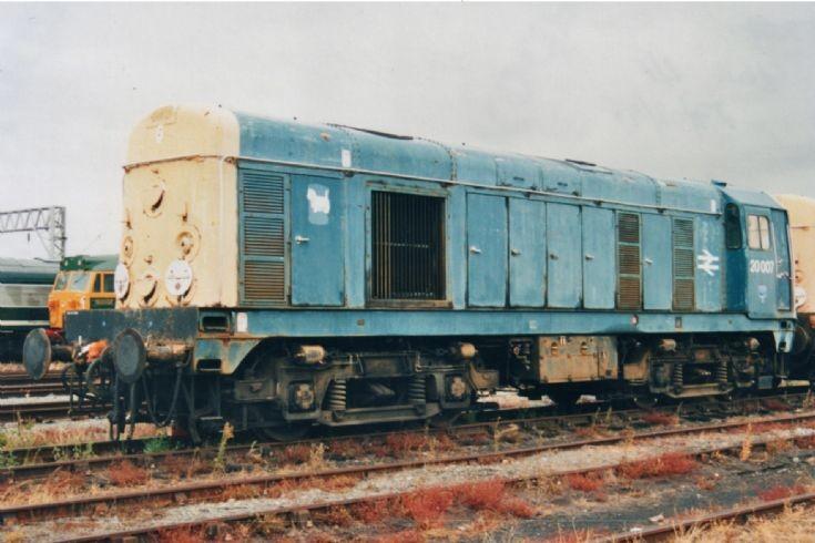 20007 Crew Railfair