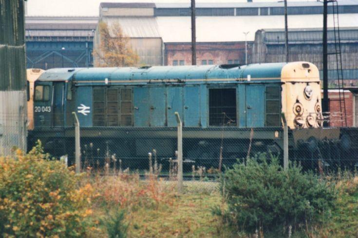 Frodingham Depot