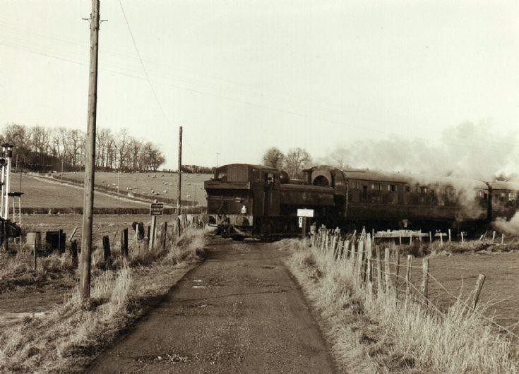 Kent & East Sussex locomotive 1638
