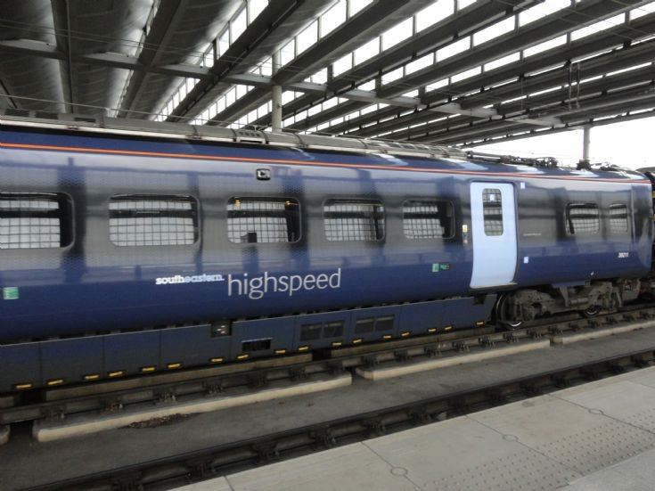 South Eastern High Speed Carriage