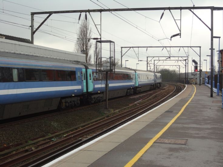 Train at Chelmsford