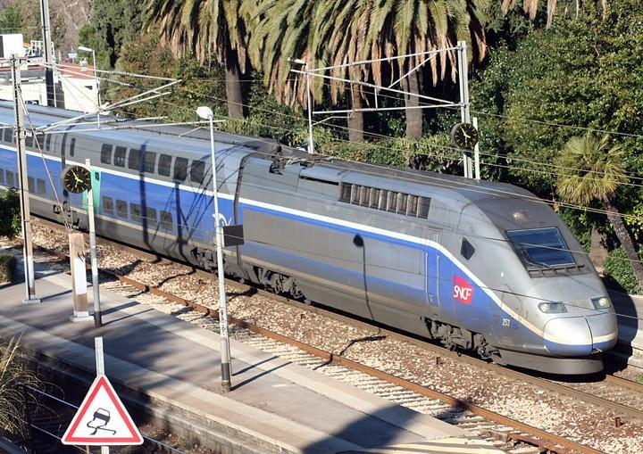 TGV SNCF 253