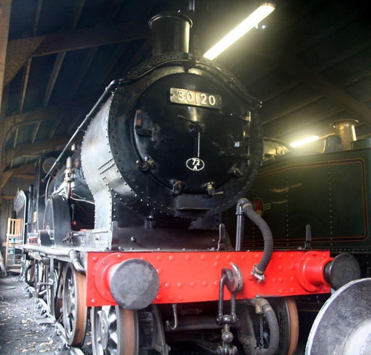 LSWR Drummond T9 30120