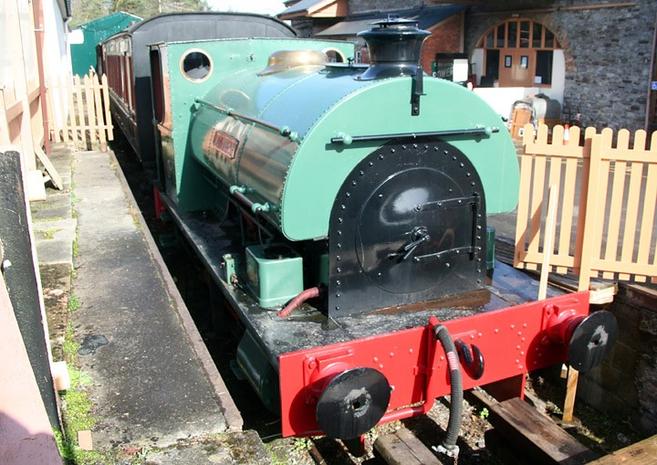 Peckett 0-4-0ST Lady Angela